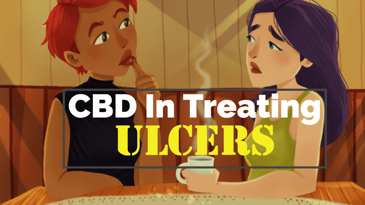 CBD In Treating Ulcers